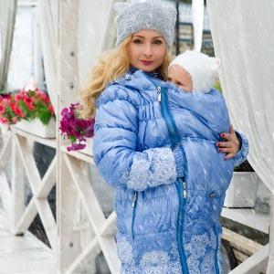 Слингокуртки и пальто