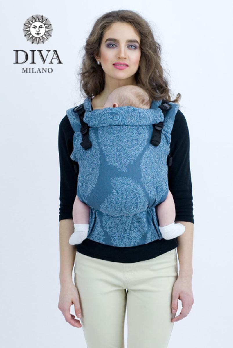 Эрго-рюкзак для новорожденных Diva Essenza Eclipse Linen One!