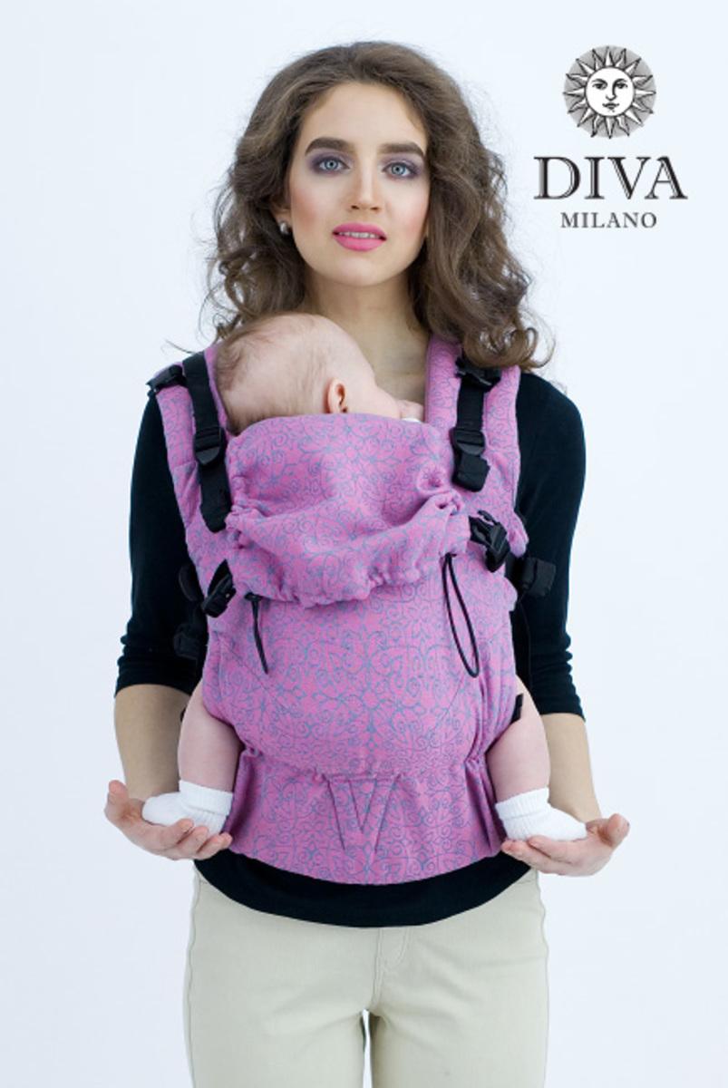 Эрго-рюкзак Diva Basico Perla One!