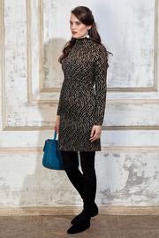 Платье для кормящих Diva Nursingwear Simone, принт Greco