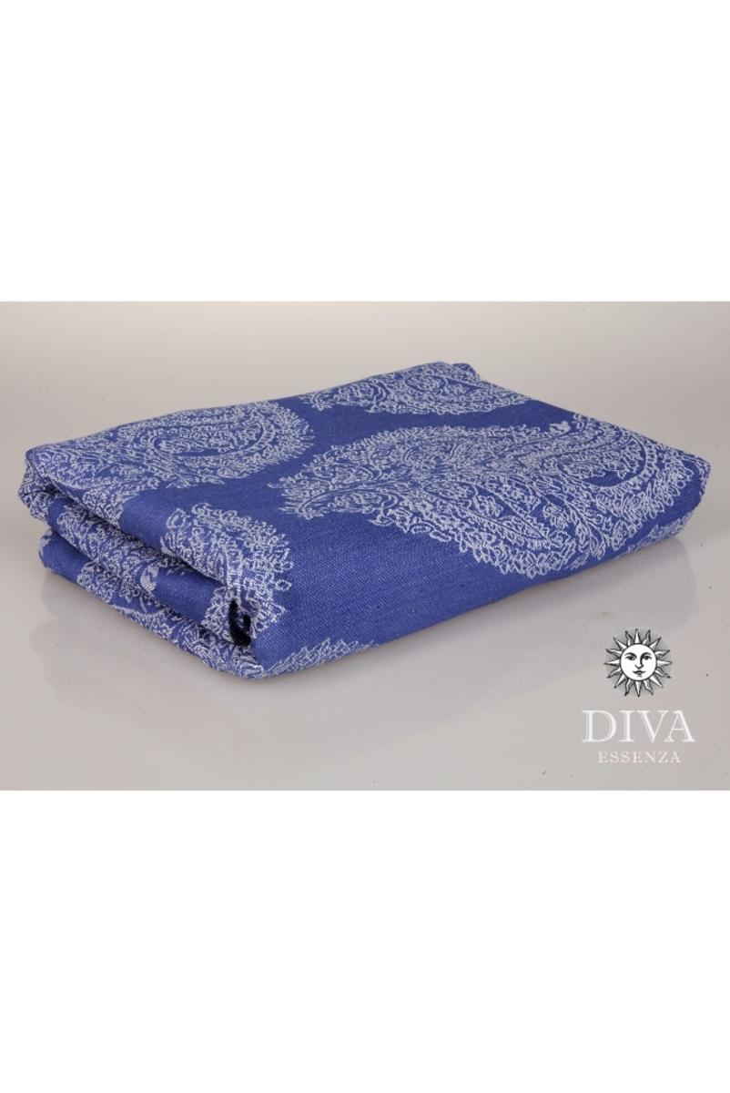 Слинг-шарф Diva Essenza, Azzurro - слинг для новорожденного