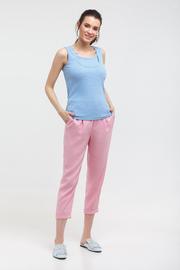 Майка для беременных и кормящих Легкость бытия, джинс