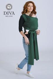 Слинг-шарф для новорожденного трикотажный Diva Stretchy, Pino
