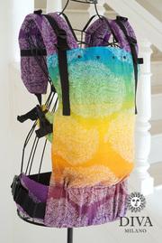Эрго-рюкзак для новорожденных Diva Essenza Tropico One!