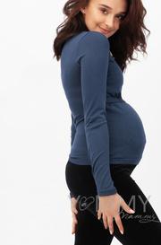Бадлон для беременных и кормящих Гольф, т.синий (208.2.110)