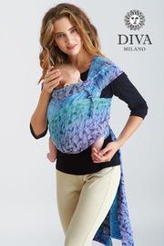 Май-слинг для новорожденных Diva Essenza, Ortensia