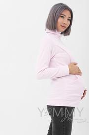 Толстовка для беременных и кормящих, св. розовая (202.2.106)