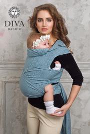 Май-слинг от 6 мес. Diva Basico Luna Toddler