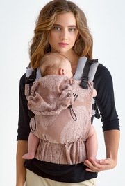 Эрго-рюкзак для новорожденных Diva Essenza Moka Simple One!