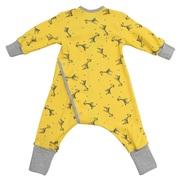 Комбинезон Жирафы, желтый
