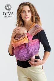 Май-слинг с рождения Diva Essenza, Rosa