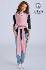 Трикотажный слинг-шарф Diva Stretchy, Pink