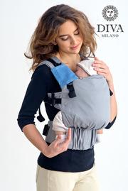 Накладки для сосания к эрго-рюкзаку, Diva Zaffiro