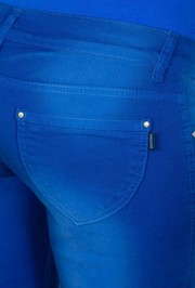 Джинсы для беременных Uniostar, сапфир (15010)