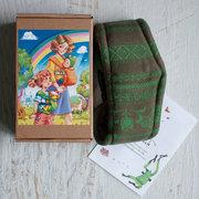 Эрго рюкзак игрушечный Karaush Adel Turquoise