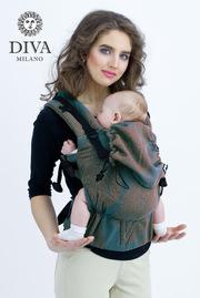 Эрго-рюкзак для новорожденных Diva Essenza Petrel One!