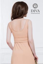 Топ для беременных и кормящих Diva Nursingwear Alba, принт Rose
